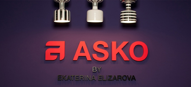 Открытие Pop-Up Store Asko